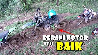 Video MAIN LUMPUR ADVENTURE KE GUNUNG - BERANI KOTOR ITU BAIK MP3, 3GP, MP4, WEBM, AVI, FLV Juni 2019