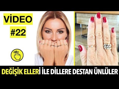 Video Değişik Elleri ile Dillere Destan Olan Ünlüler download in MP3, 3GP, MP4, WEBM, AVI, FLV January 2017