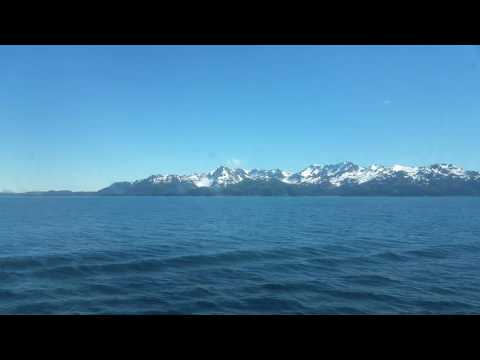 Video 22 College Fjord from my room F701
