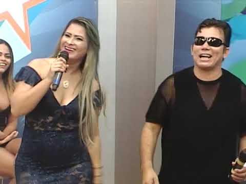 [TRIBUNA SHOW] Luciana Brandys e André Viana