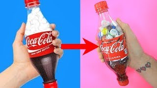 Download Video Trying 17 HILARIOUS CRAFTS AND PRANKS By 5 Minute Crafts MP3 3GP MP4