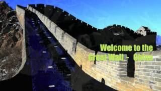 Video: Great Wall of China