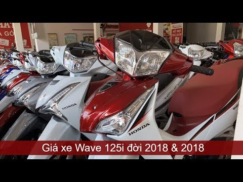 Hỏi giá Honda Wave 125i Thái đời 2018 và 2019 tại Cần Thơ - Thời lượng: 9:04.