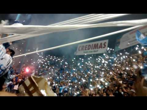 Recibimiento de Atlético Tucumán! Fecha 7 torneo 2016/17 - La Inimitable - Atlético Tucumán