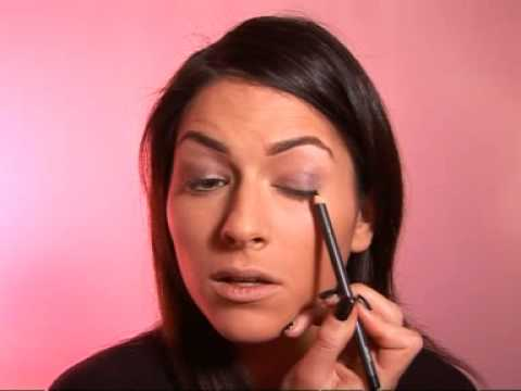 Smokey Eyes for Christmas Party- make up tutorial Video
