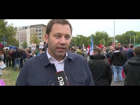 Lars Klingbeil zu Chemnitz: Die AfD gehört vom Verfas ...