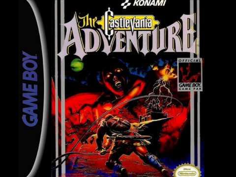 castlevania adventure game boy download