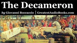 THE DECAMERON by Giovanni Boccaccio - FULL AudioBook   P1 Greatest Audio Books