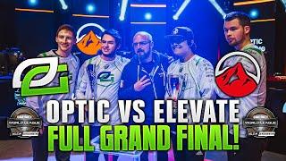 MLG Anaheim FULL Grand Final Match - OpTic vs. Elevate