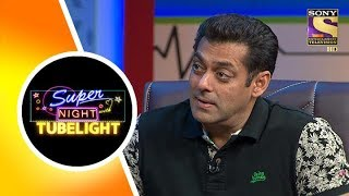 Salman and Sohail Have To Recognise A Movie Name - Super Night with TUBELIGHT - 17th June