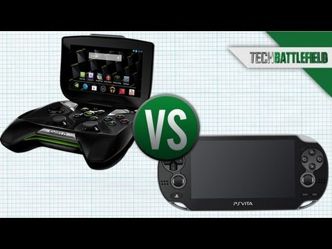 vita - This week Soldier takes an in depth look at two leading handheld consoles, the PS Vita, and the Nvidia Shield! See how they stack up in terms of hardware, co...