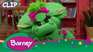 When Baby Bop meets Jill, a shy girl with special needs, she helps her feel comfortable by learning how to interact with her and playing games they both enjoy.WATCH A NEW BARNEY VIDEO EVERY THURSDAY RIGHT HERE ON THE OFFICIAL YOUTUBE CHANNEL.Welcome to Barney and Friends' home on YouTube, where you can find the video clips and full episodes!In the world of Barney, sharing and caring are key, imaginations flourish and there is always a dance at every turn! Join everyone's favorite purple dinosaur, as he and his dino-pals, Baby Bop, BJ and Riff, help give children the range of skills they need to grow using tons of music, fun and laughs to guide the way!For more fun with Barney and Friends, visit the Official Barney and Friends YouTube Channel at http://youtube.com/barneyandfriends