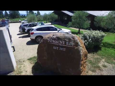Domaine Roy winery in Dundee Oregon