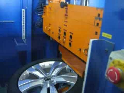 Прочность колёсных дисков WSP Italy W767 MANILA на косой удар обода (Мерседес)