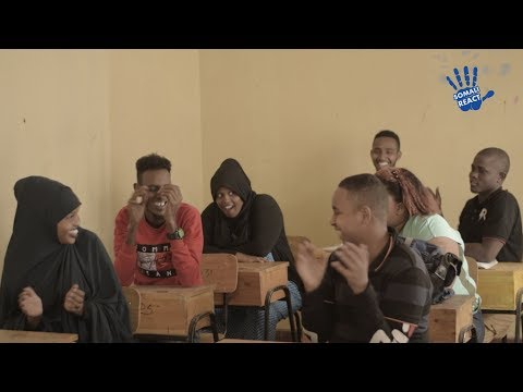 When You Attend A Somali Class   Somali React