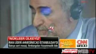ahmedinejadtan türkçe espri