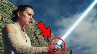 Video 10 Hidden Secrets You Missed in Star Wars The Last Jedi Movie Trailer MP3, 3GP, MP4, WEBM, AVI, FLV Oktober 2017