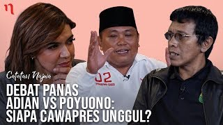 Video Debat Panas Adian vs Poyuono: Siapa Cawapres Unggul? | Catatan Najwa MP3, 3GP, MP4, WEBM, AVI, FLV Maret 2019