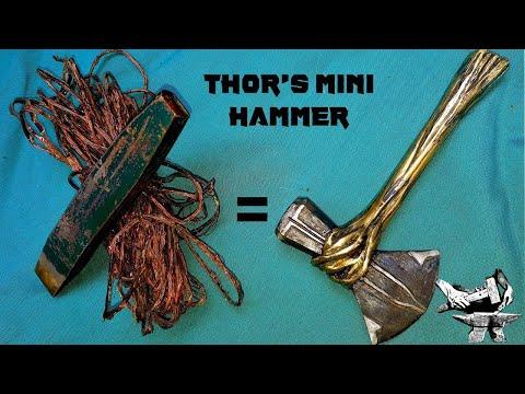 Rèn Búa Của Thor