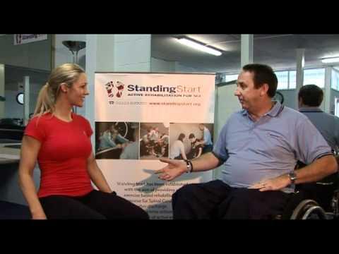 Standing Start Rehabilition Center Testimonial