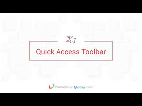 Paperscan Video Guide Episode 8 Easy & Fast usage features