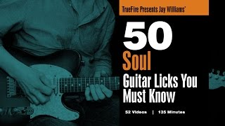 Soul Guitar by Jay Williams