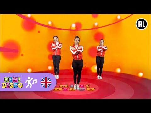 Children's Songs   SOCO BATE VIRA   Dance   Video   English Version   Mini Disco