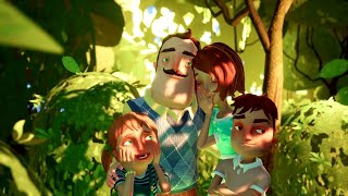 Hello Neighbor: Hide and Seek - Launch Trailer by GameTrailers