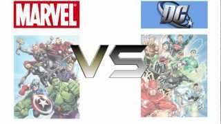 Marvel Vs Dc Universe
