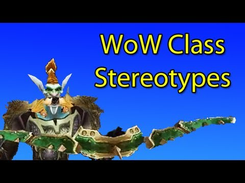 wow - World of Warcraft has many stereotypes for all their classes. In this WoW vid, I show some common ones. ---wowcrendor links--- Go Go Go Get Merch: http://www...