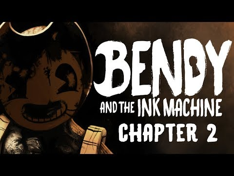 IT JUST GOT WORSE! LK Plays Bendy and The Ink Machine Chapter 2