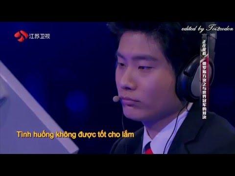 Siêu Trí Tuệ : Cái kết bi thảm của tuyển thủ Trung Quốc khi cười nhạo tuyển thủ người nhật