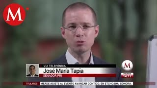 Avances de investigación contra Ricardo Anaya