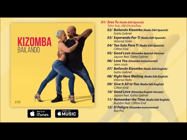 Various Artist - Bailando Kizomba Album Pre-listen [Official]