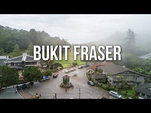 Fraser's Hill