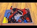 Download Lagu Box full de jouets, Voitures Pat Patrouille Apprendre Le Nom Des Véhicules Avec Son Mp3 Free