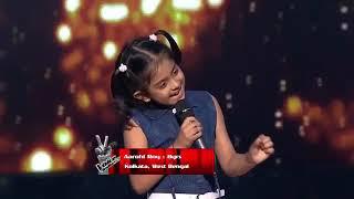Video Aarohi Roy Performs On Ab Ke Sajan Sawan Mein | The Voice India Kids | Episode 8 MP3, 3GP, MP4, WEBM, AVI, FLV Januari 2019