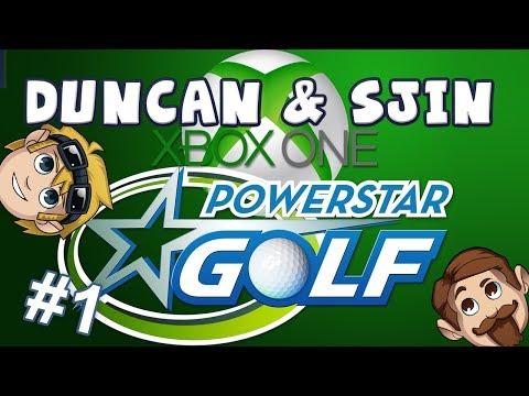 powerstar golf xbox one review