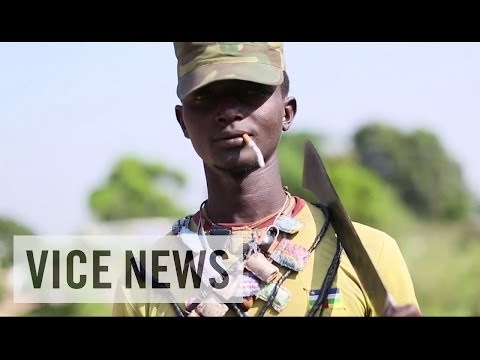 Africa - Subscribe to VICE News here: http://bit.ly/Subscribe-to-VICE-News The Central African Republic's capital of Bangui has seen its Muslim population drop from 1...