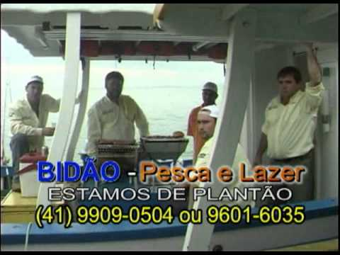 Pesca Dinâmica - Pescarias de anchovas em Barra do Sul, Santa Catarina - Parte - 3