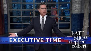Video What Exactly Is Trump Doing During 'Executive Time?' MP3, 3GP, MP4, WEBM, AVI, FLV Oktober 2018