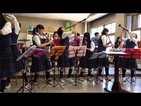 花川南中学校吹奏楽部「千本桜」