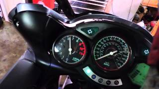 10. 2004 Yamaha FJR 1300 A used parts for sale test video