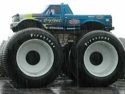Los mejores monster trucks del mundo