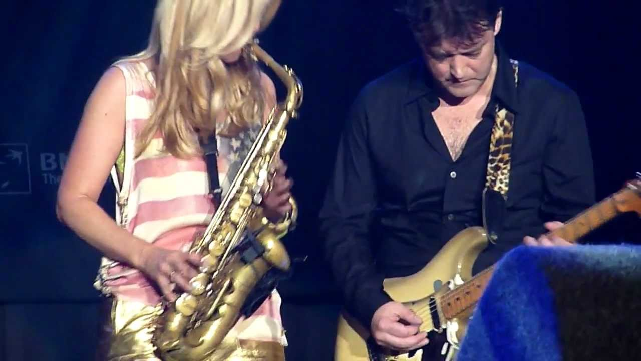 Candy Dulfer op het North Sea Jazz Festival