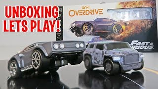 Nonton UNBOXING & LETS PLAY - Anki OVERDRIVE | Fast & Furious Edition 2017 (FULL REVIEW!) Film Subtitle Indonesia Streaming Movie Download