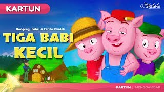 Video Tiga Babi Kecil - Kartun Anak Cerita2 Dongeng Anak Bahasa Indonesia - Cerita Untuk Anak Anak MP3, 3GP, MP4, WEBM, AVI, FLV Januari 2019