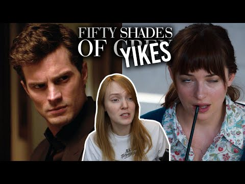Fifty Shades of what am I Doing with My Life (Fifty Shades of Grey rant)