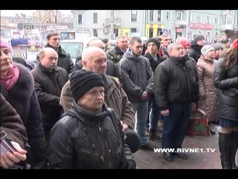 У Рівному встановили пам'ятник В'ячеславу Чорноволу [ВІДЕО]