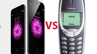 Video Why Nokia 3310 is Better Than iPhone 6 and iPhone 6 Plus download in MP3, 3GP, MP4, WEBM, AVI, FLV January 2017